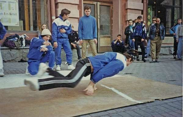 Неформалы СССР: Панки, Стиляги, Хиппи, Брейкеры, Рокеры
