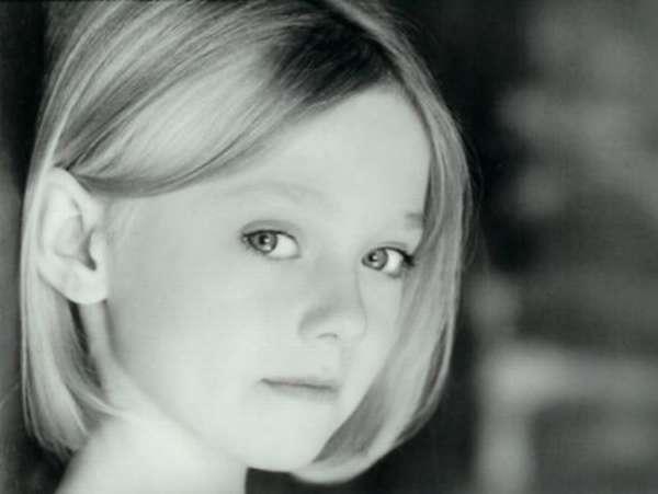 Дакота Фаннинг в детстве фото