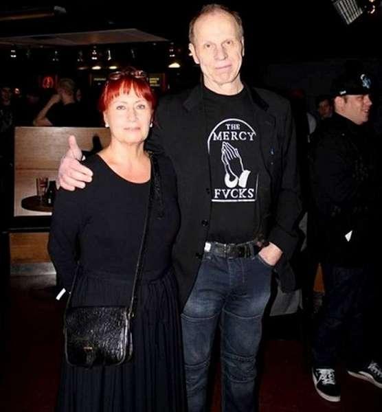 Вилле Вало его родители фото