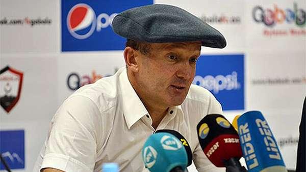 Roman Grigorchuk тренер Габала фото