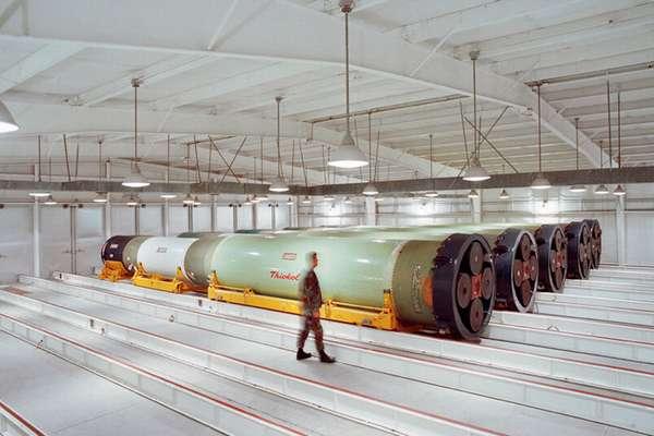 МБР Minuteman в бункере