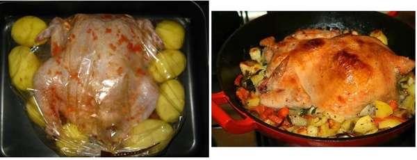 Вот как надо приготовить курицу на Новый год, чтоб гости просили рецепт!