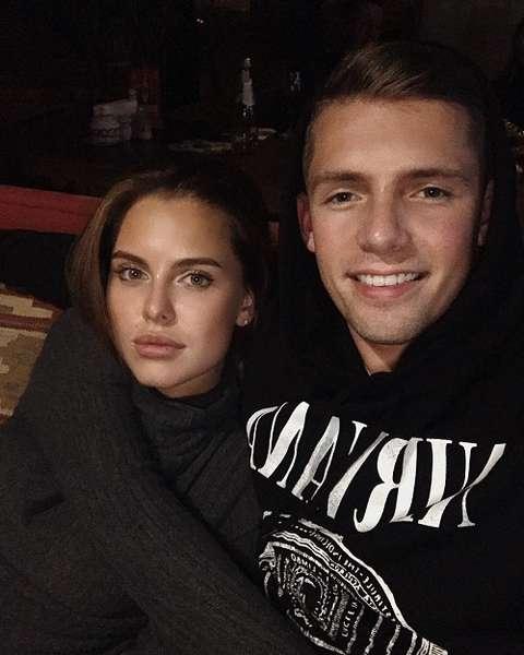 Дарья Клюкина с другом фото