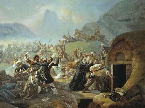 История одного храброго рядового, убившего 3000 повстанцев