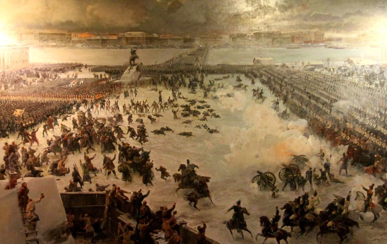 Россия при Николае Первом: внутренняя и внешняя политика