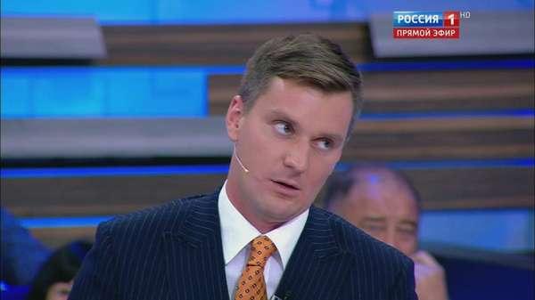 Якуб Корейба на ток-шоу 60 минут фото