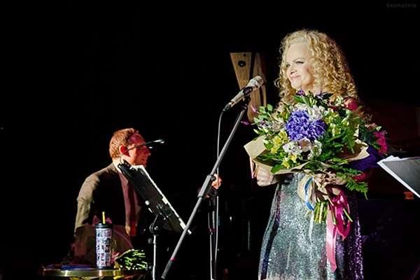 Певица Лариса Долина: биография, мужья, дети, фото
