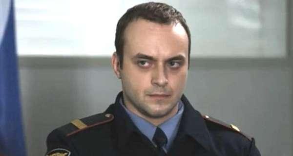 Максим Щеголев актер фото