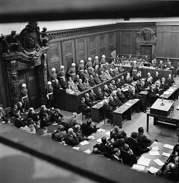 Нюрнбергский трибунал