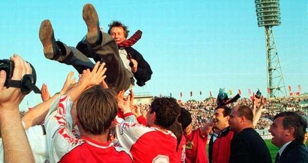 Локомотив выигрывает Кубок фото 1996 год