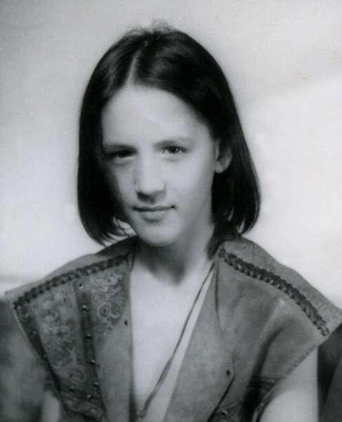 Артур Смольянинов в детстве фото