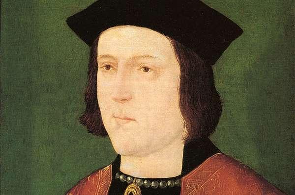Король Англии и Франции Генрих VI