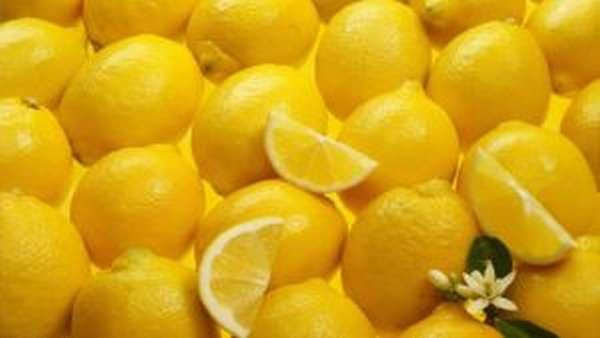 Лимон полезный фрукт для здоровья весной