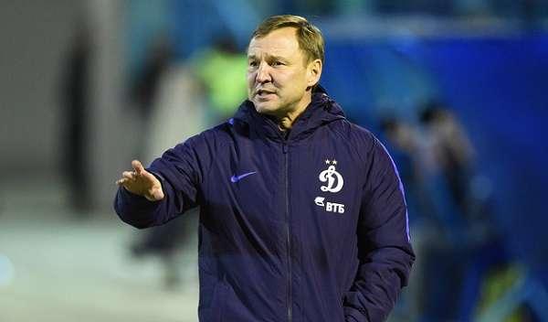Yuri Kalitvintsev в Динамо Москва фото