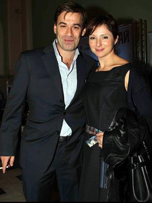 Анна Банщикова с мужем фото