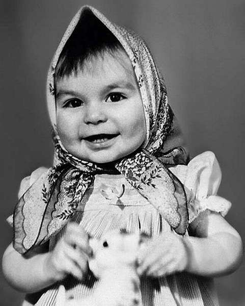 Екатерина Варнава в детстве фото