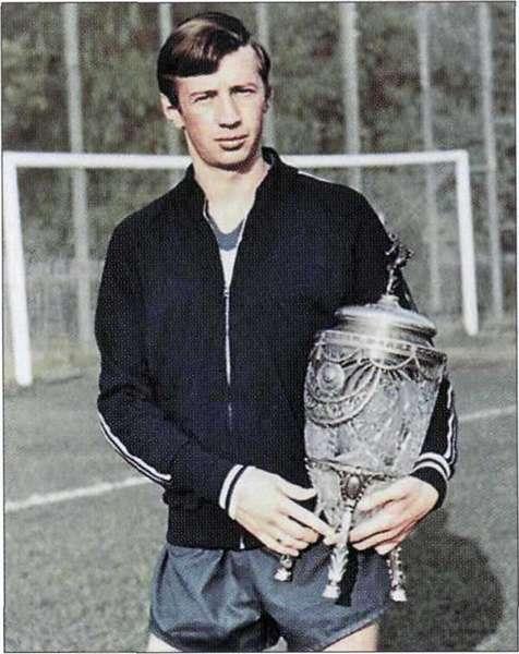 Yuri Semin в молодости фото