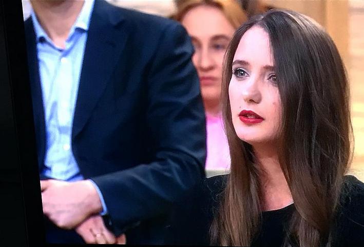 Наталью Краско обвинили в измене супругу