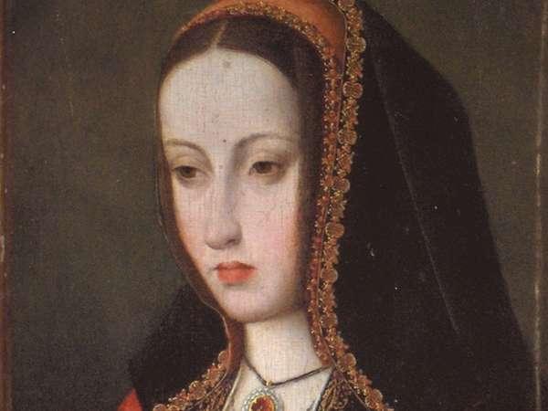 Испанская королева Хуана I