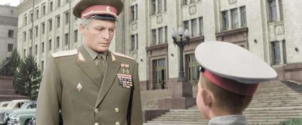 Офицеры кадр из фильма