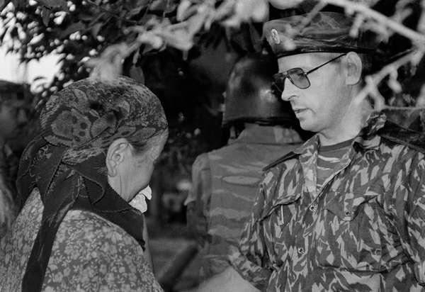 23 года войны со смертью. Биография генерала Анатолия Романова.