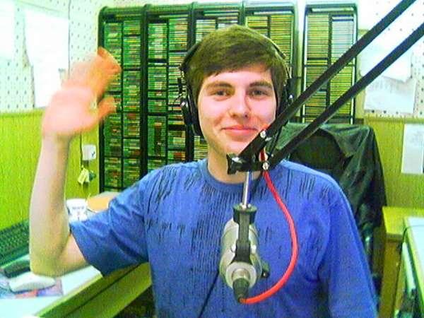 Дмитрий Борисов телеведущий фото