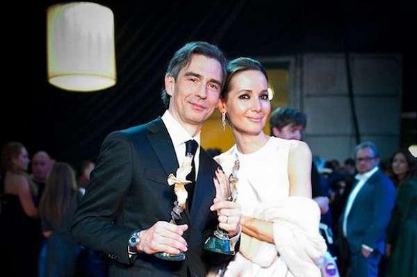 Дарья Златопольская с мужем фото