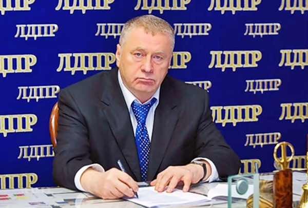 Личная жизнь и биография скандального политика Владимира Жириновского