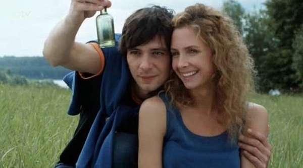 Елена Радевич и Павел Баршак фото