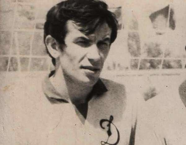 Haji Hajiyev в молодости фотография