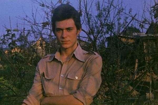 Сергей Доренко в молодости фото