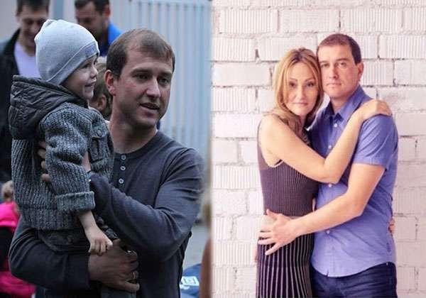 Skripchenko и его семейные фотографии