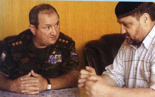 с Ахматом Кадыровым