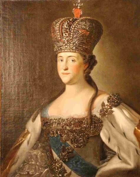 Все фавориты Екатерины II Великой