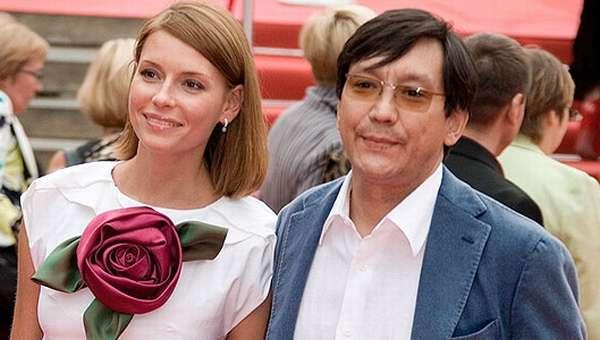 Любовь Толкалина с мужем фото