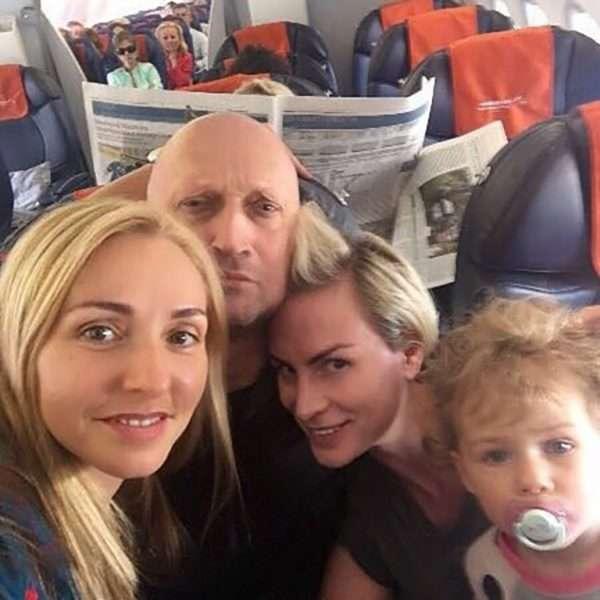 Гоша Куценко личная жизнь знаменитого отца