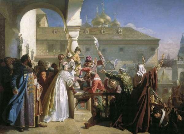 Незаметный царь Иоанн V