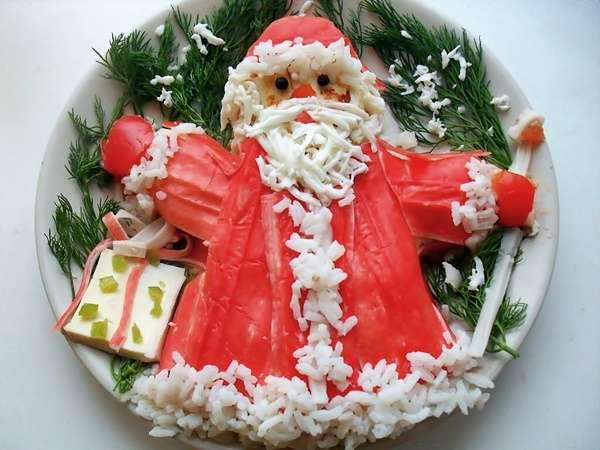 7 волшебных салатов на Новый Год, от которых все будут в восторге