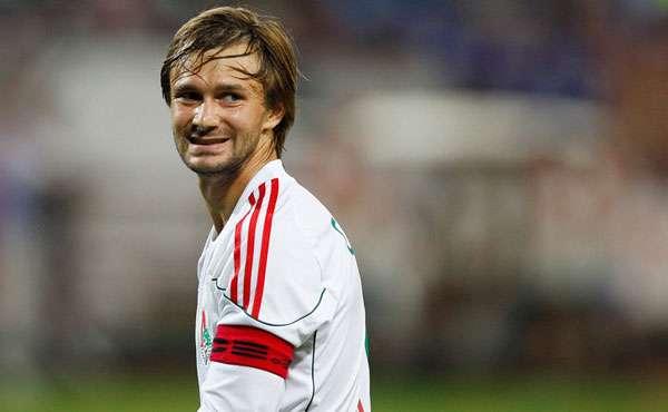 Дмитрий Сычев - футболист, фото биография