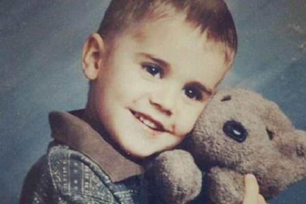 Джастин Бибер в детстве фото