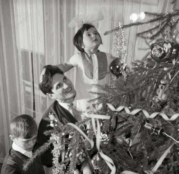 Как праздновали Новый Год в СССР
