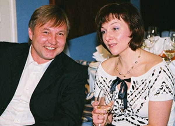 Kalitvintsev с женой фото