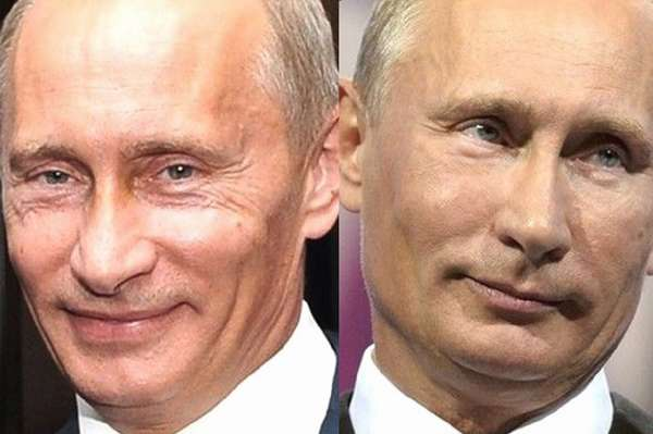 Путин, версия Удмурт