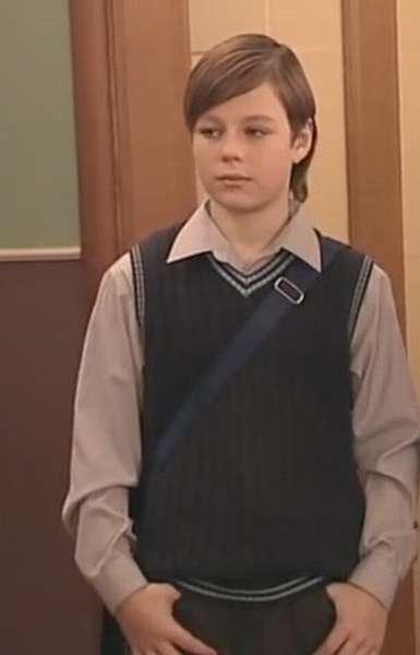 Илья Коробко в детстве фото