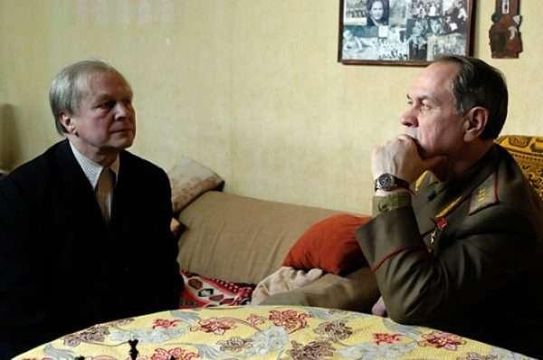 Валерий Афанасьев: биография