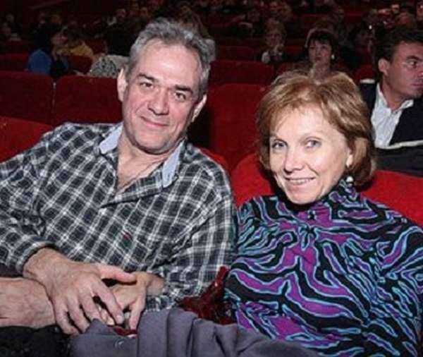 Сергей Доренко с бывшей женой Мариной Федоренковой фото