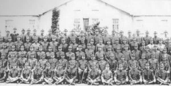 служащие Отряда 731