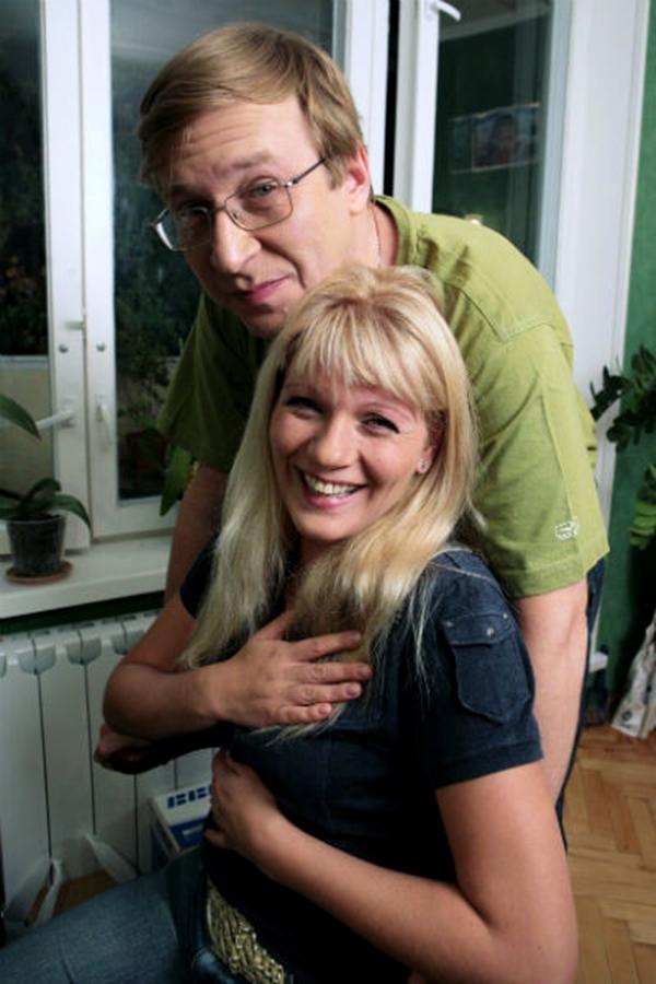 Анна Ардова развелась с мужем после 20 лет брака