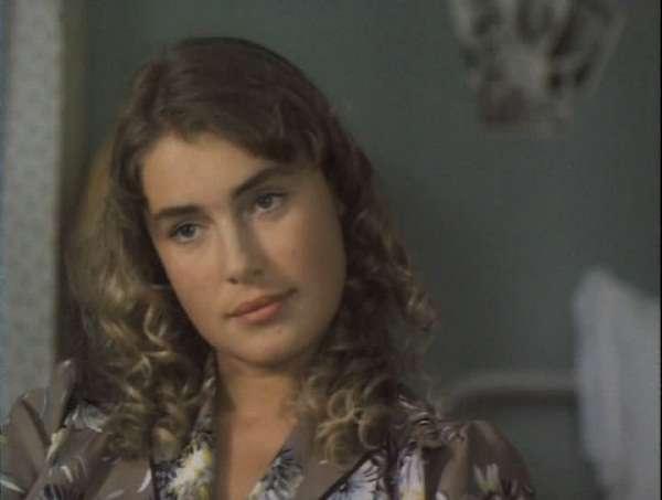 Мария Шукшина в молодости
