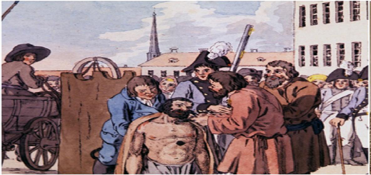 Ванька Каин первый вор в законе на Руси, предавший идею